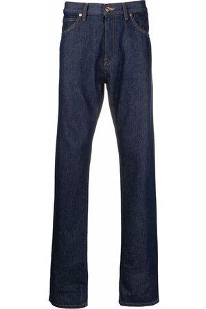 VERSACE Jeans rectos con logo bordado