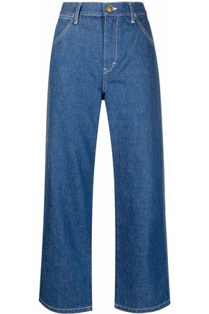 Tory Burch Mujer Rectos - Jeans capri rectos