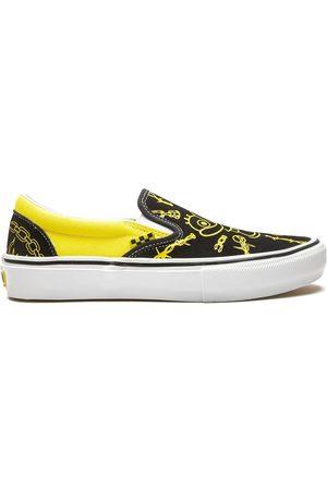Vans Tenis Skate Slip-On de x SpongeBob x Gigliotti