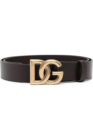 Dolce & Gabbana Cinturón con hebilla del logo