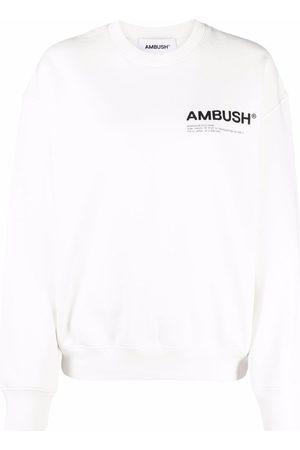 AMBUSH Sudadera con logo estampado