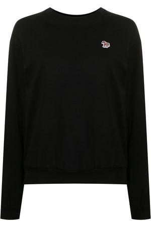 PS Paul Smith Suéter con logo bordado
