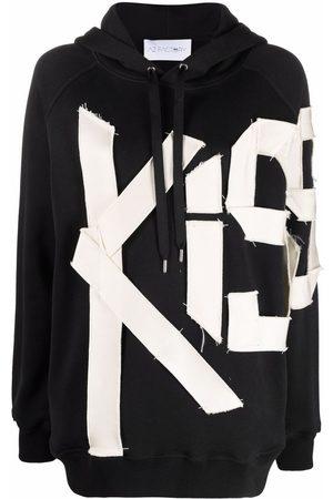 AZ FACTORY Mujer Con capucha - Hoodie Kiss