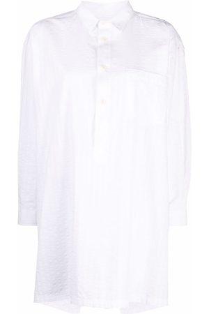 HENRIK VIBSKOV Mujer Camisas - Camisa con estampado de rayas diplomáticas