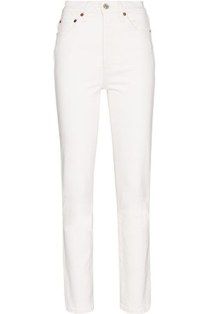 RE/DONE Mujer Skinny - RE DONE 80S SLIM STRGHT JN