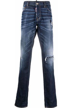 Dsquared2 Jeans rasgados con efecto lavado