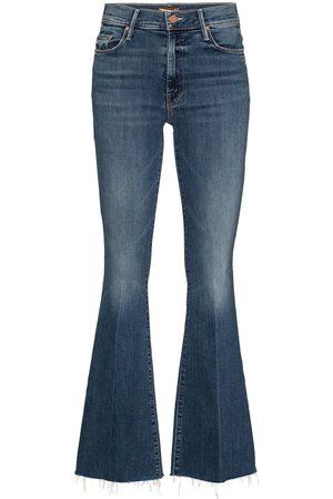 Mother Mujer Acampanados - Jeans The Weekender