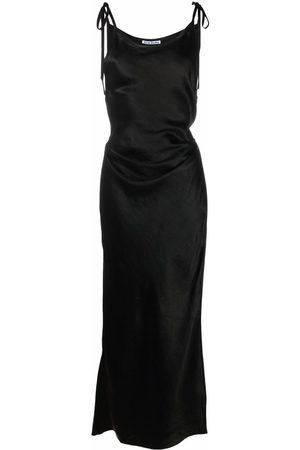 Acne Studios Slip dress de satén