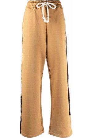 JW Anderson Mujer Pantalones y Leggings - Pants con rayas laterales
