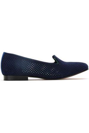 Blue Bird Shoes Mocasines de gamuza