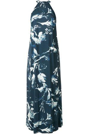 Osklen Mujer Maxi - Vestido largo Ocean