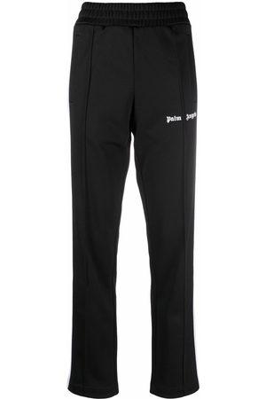 Palm Angels CLASSIC TRACK PANTS BLACK WHITE