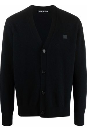 Acne Studios V-neck wool cardigan