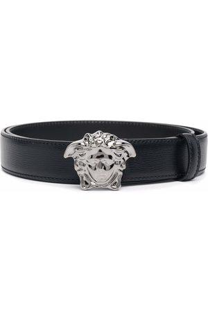 VERSACE Hombre Cinturones - Cinturón con hebilla y motivo Medusa