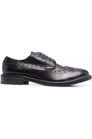 Moma Hombre Oxford - Brogue-detailing Derby shoes