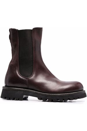 MOMA Mujer Botines - Ankle-length leather Chelsea boots