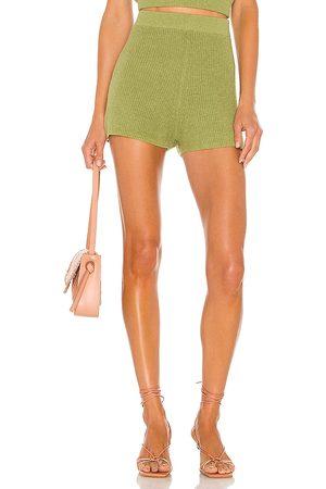 L'Academie Maja shorts en color talla L en - Green. Talla L (también en XS, S, M).
