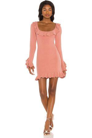 LPA Vestido en color talla L en - Blush. Talla L (también en XXS, XS, S, M, XL).