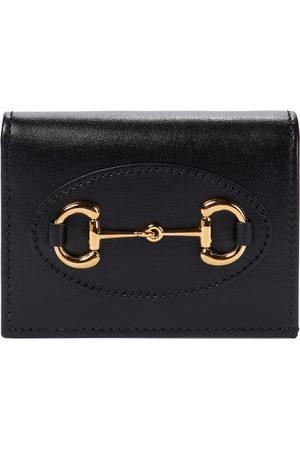 Gucci Horsebit 1955 leather wallet