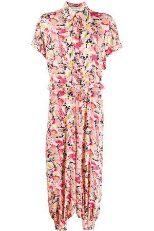 Stella McCartney Mujer Largos - Jumpsuit con estampado floral