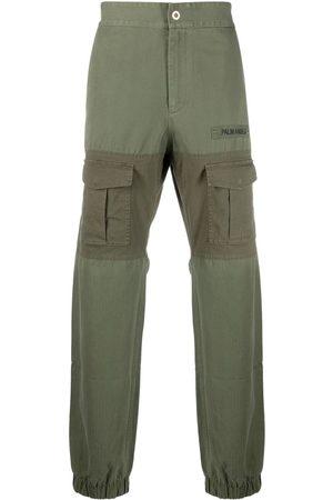 Palm Angels Hombre Cargo - Pantalones cargo con bolsillos