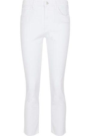 3x1 W3 straight-leg cropped jeans