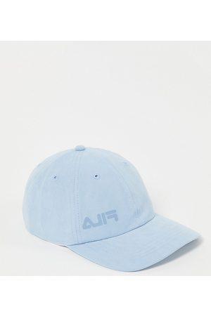 Fila Logo baseball cap in pastel blue exclusive to ASOS
