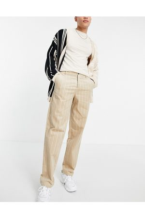 ASOS Baggy trousers in cord
