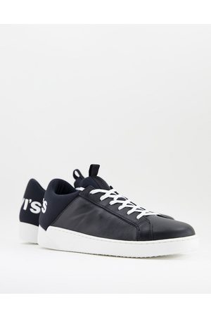 Levi's Levi mullet chunky trainers in black