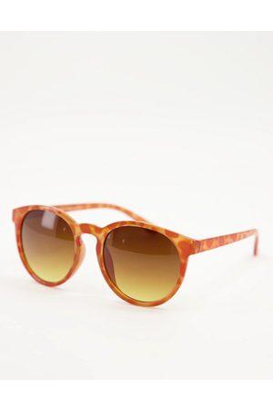Accessorize Mujer Deportivos - Pip preppy sunglasses in orange tortoiseshell