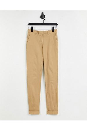 Tommy Hilfiger Heritage slim fit chino in tan
