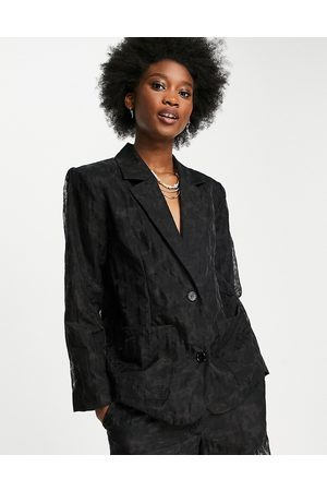 SELECTED Femme relaxed blazer co