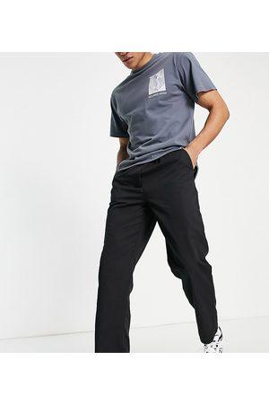 Reclaimed Inspired relaxed 90's trouser in black