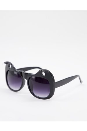 Jeepers Peepers Mujer Lentes de sol - Cat frame sunglasses