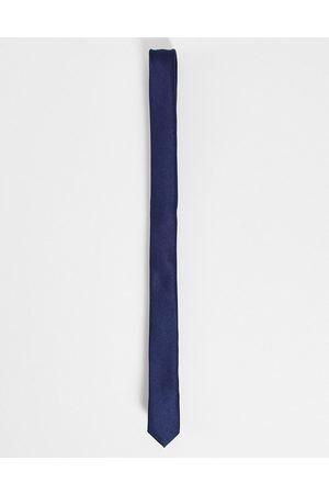 ASOS Hombre Corbatas - Skinny tie in navy