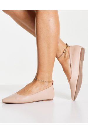 London Rebel Anklet pointed ballets in