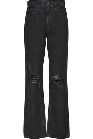 SLVRLAKE Mujer Jeans - High-rise wide-leg jeans