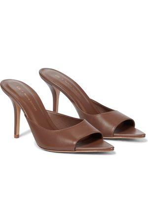 Gia Borghini GIA x PERNILLE TEISBAEK Perni 04 leather sandals
