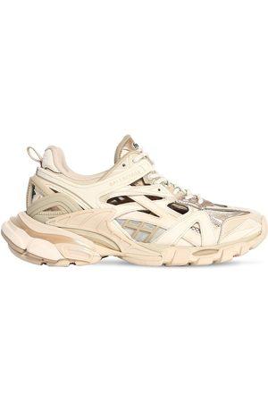 """Balenciaga Sneakers """"track 2.0"""" De Piel Sintética 60mm"""