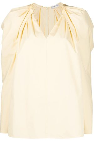 Givenchy Mujer Blusas - Blusa con mangas farol