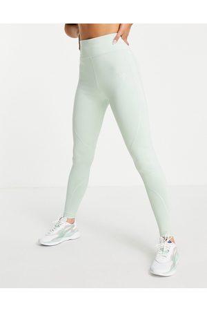 Pink Soda Rezi sports leggings in mint