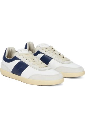 Tod's Mujer Tenis - Casetta suede sneakers
