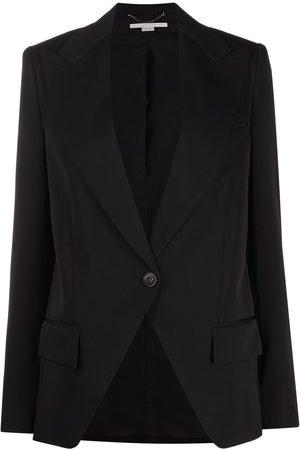Stella McCartney Blazer de vestir con solapas de pico