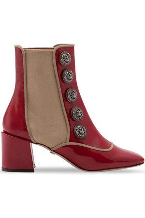 Dolce & Gabbana Botines con detalle de botones