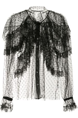 Dolce & Gabbana Camisa con volantes