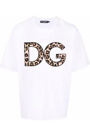 Dolce & Gabbana Playera con parche DG