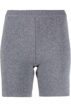 MAGDA BUTRYM Shorts tejidos de canalé