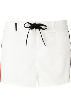 Osklen Mujer Shorts - Shorts Surf Rainbow