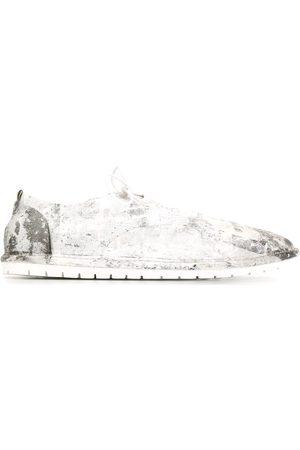 MARSÈLL Zapatos Derby desgastados