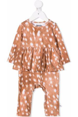 Molo Kids Sets de ropa - Conjunto de dos piezas con estampado de ciervo